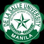 De La Salle University Manila logo