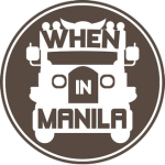 When In Manila logo